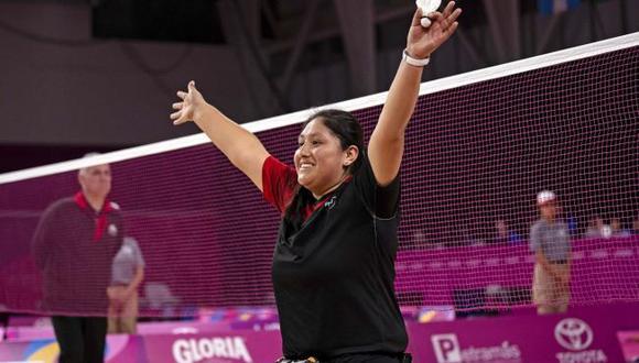"""Pilar Jáuregui lista para los Juegos Paralímpicos: """"La meta es llegar al podio siempre, voy a dar todo de mí"""". (Difusión)"""