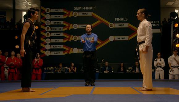 """¿Quién será el nuevo campeón del Torneo de Karate de All Valley en la temporada 4 de """"Cobra Kai""""? (Foto: Netflix)"""