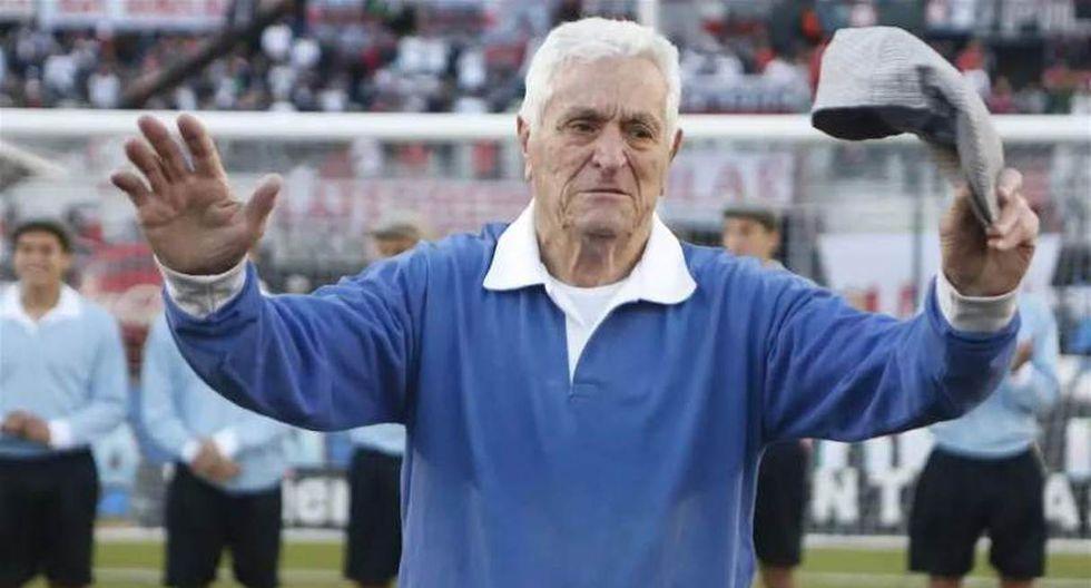 Amadeo Carrizo, leyenda de River Plate, falleció este viernes a los 93 años. (Foto: TyC Sports)