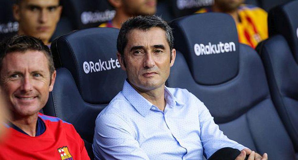 Valverde dirigirá su primera temporada como técnico del Barcelona. (Foto: Getty Images)