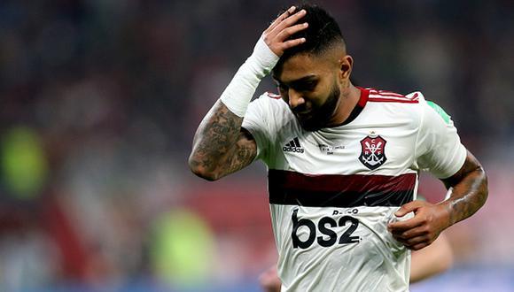 Gabriel Barbosa fue elegido el mejor delantero de Sudamérica en 2019. (Foto: Getty)