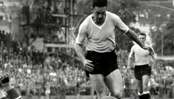 Juan Eduardo Hohberg estuvo clínicamente muerto durante un partido del Mundial de 1954.