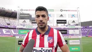 """Luis Suárez: """"Me menospreciaron, y el Atlético me abrió las puertas"""""""