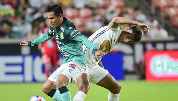 León venció por 2-0 a Pumas y clasificó a la final de la Leagues Cup 2021. (Foto: León FC)