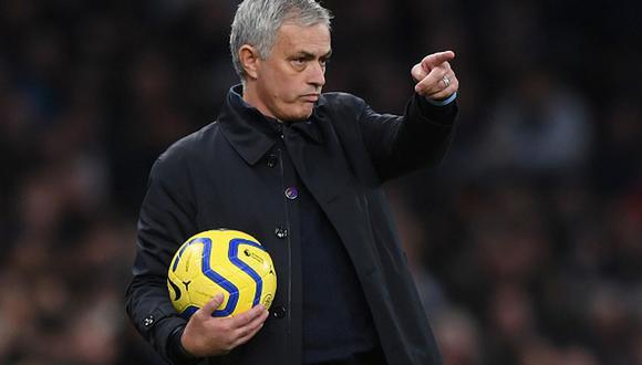 José Mourinho ha firmado con Tottenham hasta el año 2023. (Foto: Getty Images)