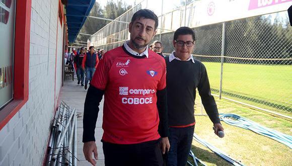 Cristian Díaz suena con más fuerza para ser el DT de Alianza Lima. (Foto: Archivo)