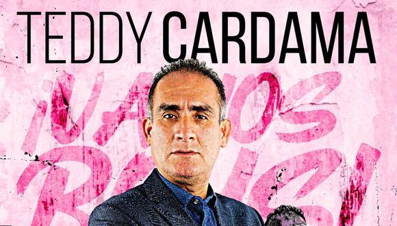 Teddy Cardama fue anunciado como nuevo entrenador de Sport Boys. (Foto: Sport Boys)