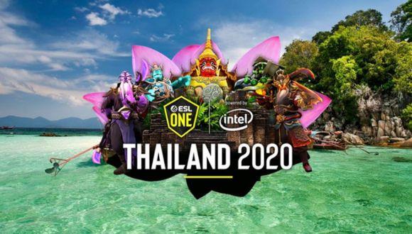 Dota 2: se anuncia la ESL One Tailandia para el mes de agosto. (Foto: ESL)
