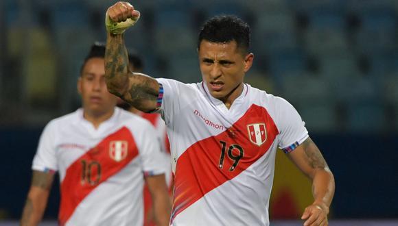Yoshimar Yotún alcanzó 614 minutos en la Copa América 2021. (Foto: AFP)