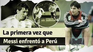 Lionel Messi: así le fue al astro argentino en su primer partido ante Perú