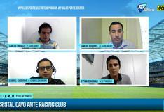 'Full Deporte por Depor': el análisis sobre la derrota de Sporting Cristal ante Racing Club