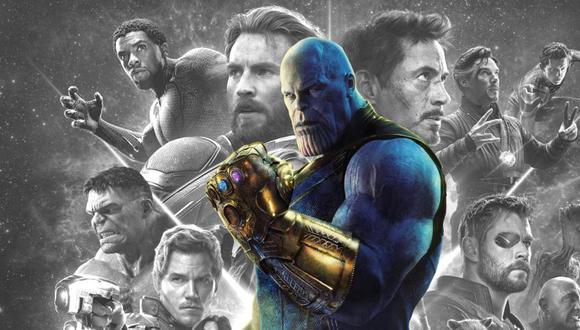 Thanos no se irá solo del mundo de los vivos (Marvel)
