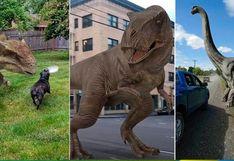 Jurassic Park en tu propia casa: Google te deja ver los dinosaurios en un gran realidad aumentada