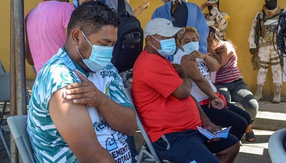 Mi Vacuna en México: registro y requisitos para recibir la inoculación contra la Covid-19 de 18 a 29 años. (Foto: EFE)