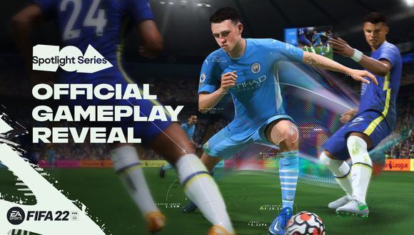 FIFA 22 estrena tráiler de su gameplay y explica el funcionamiento de Hypermotion. (Foto: EA Sports)
