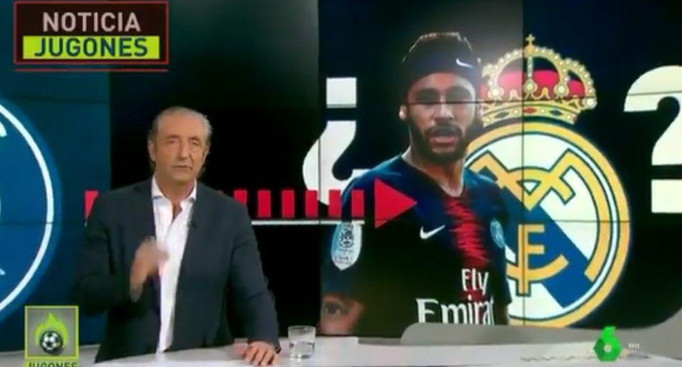 Neymar llegó al PSG en 2017 por 222 millones de euros. ('Jugones')