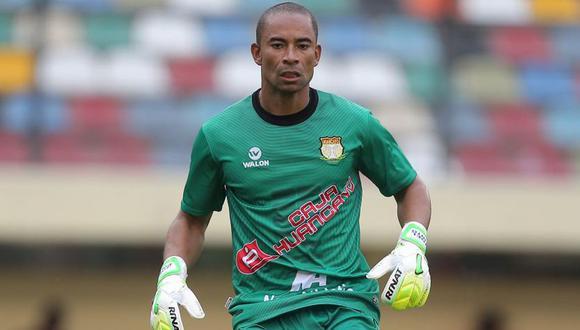 Joel Pinto fue figura de Sport Huancayo en Lima y Montevideo. (Foto: Agencias)
