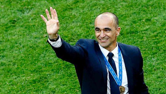 Roberto Martínez dirige a Bélgica desde el 2016 (Foto: Getty Images).
