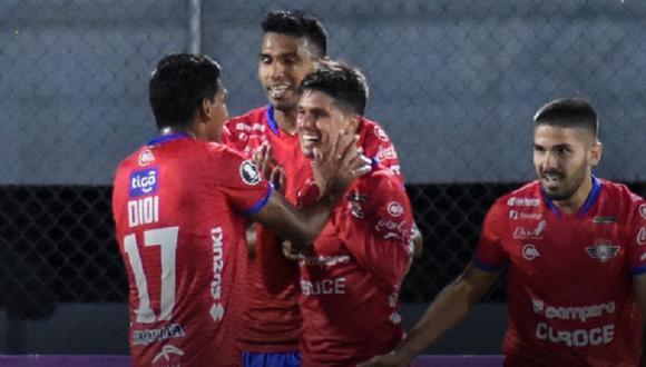 Wilstermann venció 3-1 a Peñarol por el Grupo C de la Copa (Foto: Twitter Conmebol Libertadores)