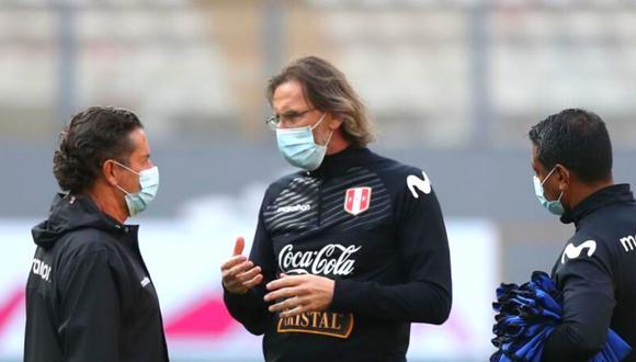 Gareca no contará con Bonillo en el comando técnico de la Selección Peruana (Foto: EFE)