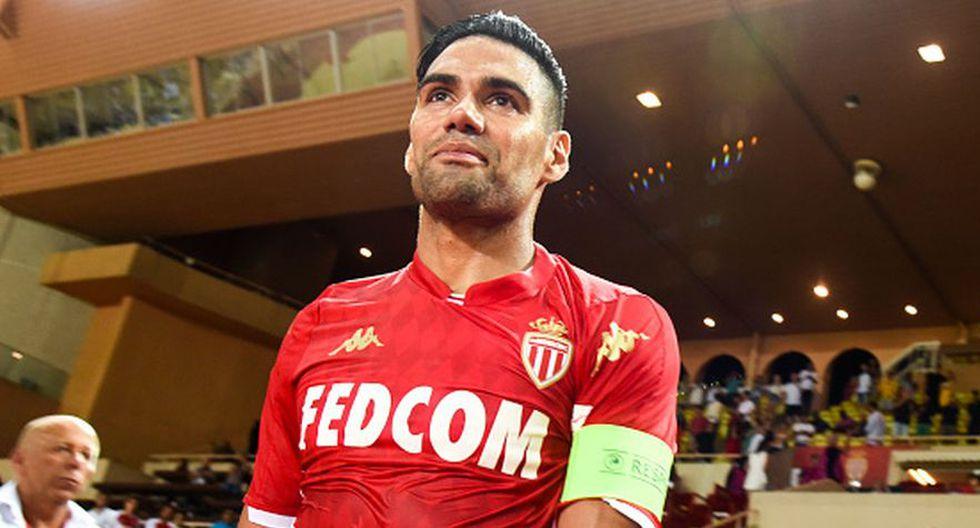 Radamel Falcao tiene un año más de contrato con el As Mónaco. (Getty Images)