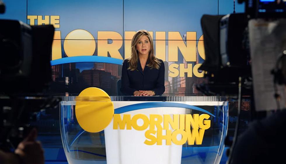 """Jennifer Aniston regresa a la televisión en el primer tráiler de """"The Morning Show"""". (Foto: Captura de video)"""