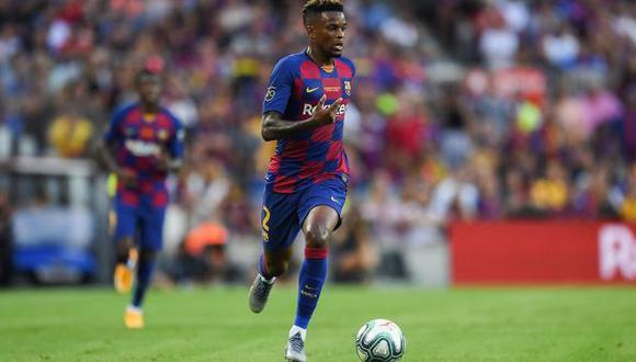 Junior Firpo estuvo dos temporadas en el FC Barcelona. (Foto: Agencias)