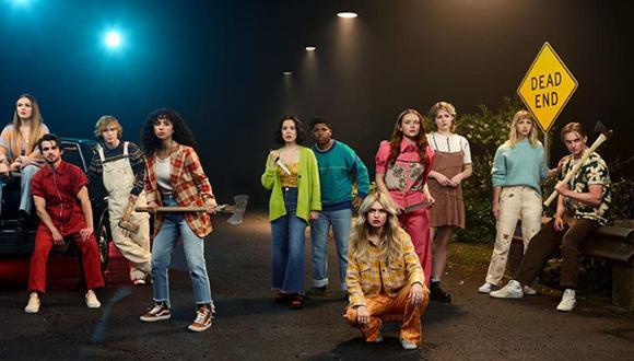 """Estos son los personajes de la segunda entrega de la trilogía """"Fear Street"""". (Foto: IMDB)"""