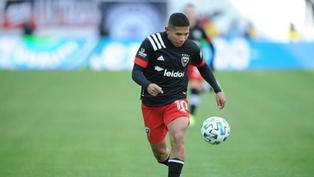 Así fue el gol de Edison Flores que le dio la victoria al DC United en la MLS