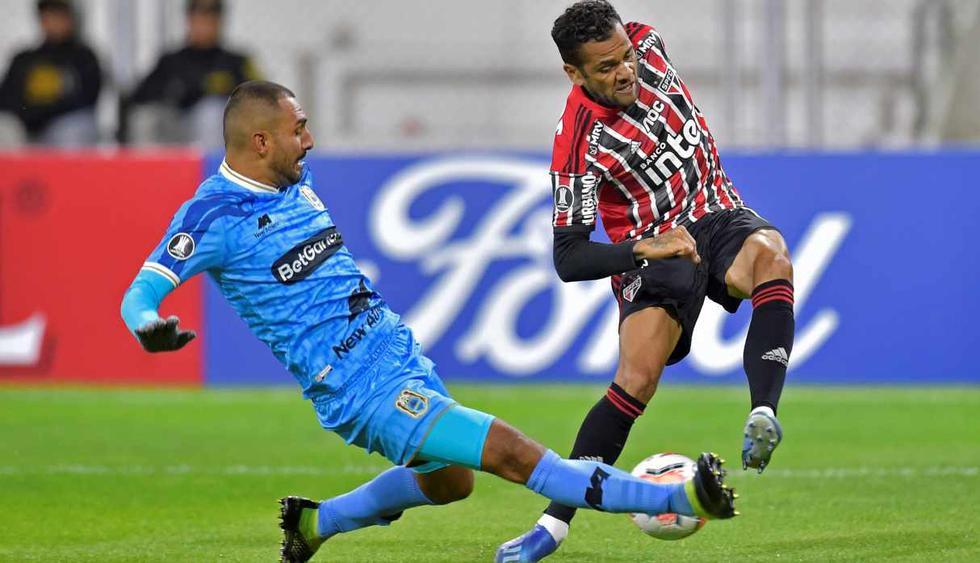 Binacional y Sao Paulo se medirán en la sexta jornada de la Copa Libertadores. (Foto: EFE)