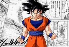 Dragon Ball Super: el capítulo 71 del manga comparte sus primeras imágenes