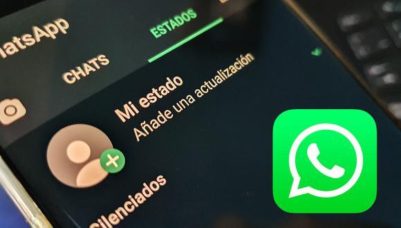 Conoce el espectacular truco para que tus contactos nunca sepan que viste sus estados de WhatsApp. (Foto: Depor)