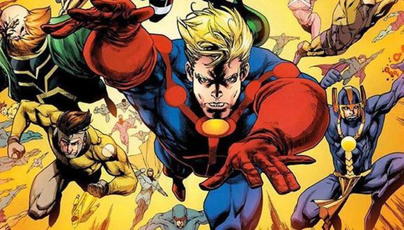 Marvel: The Eternals estrena tráiler teaser de su nuevo cómic. (Foto: Marvel)