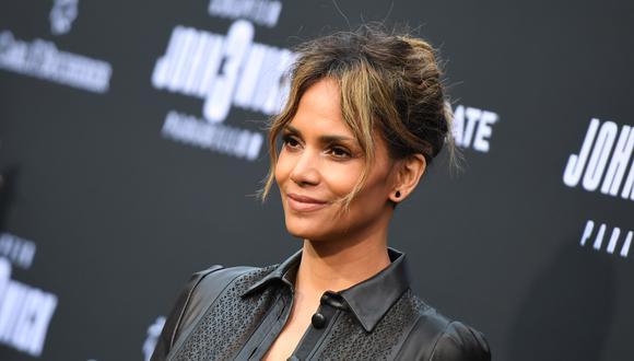 """Halle Berry también formará parte de la película """"Moonfall"""". (Foto: AFP)"""