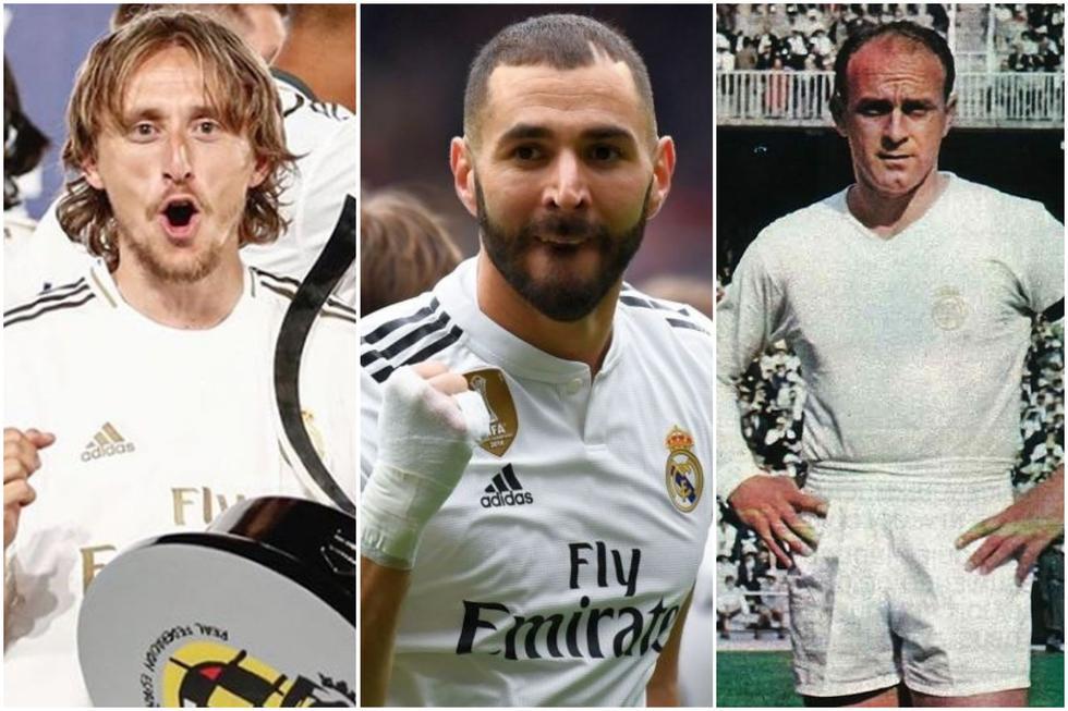 Karim Benzema hizo historia: los diez extranjeros con más partidos en el Real Madrid.