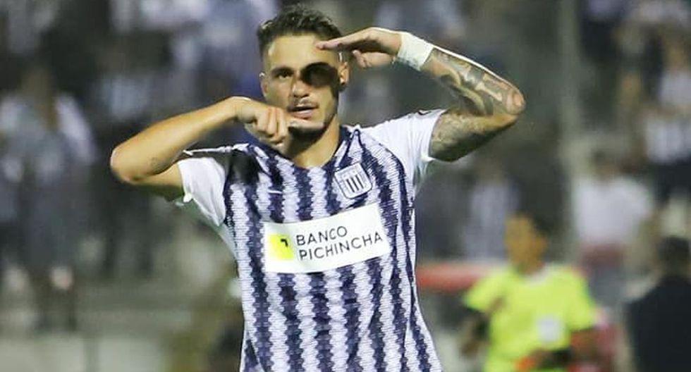 Felipe Rodríguez llegó al club íntimo este año. (Alianza Lima)