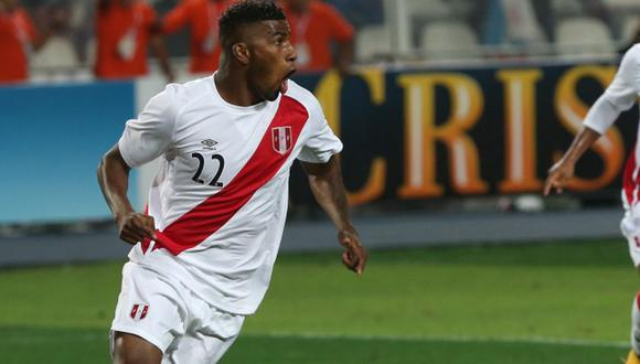 Ascues fue llamado a la Selección Peruana (Foto: GEC)