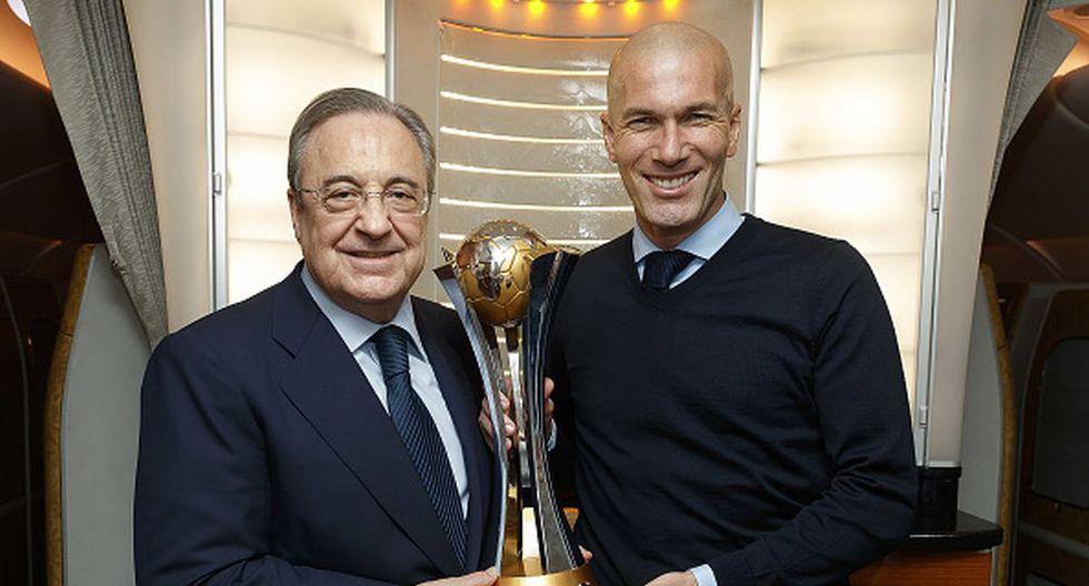 Real Madrid se suma a la lucha contra el coronavirus en España. (Getty)