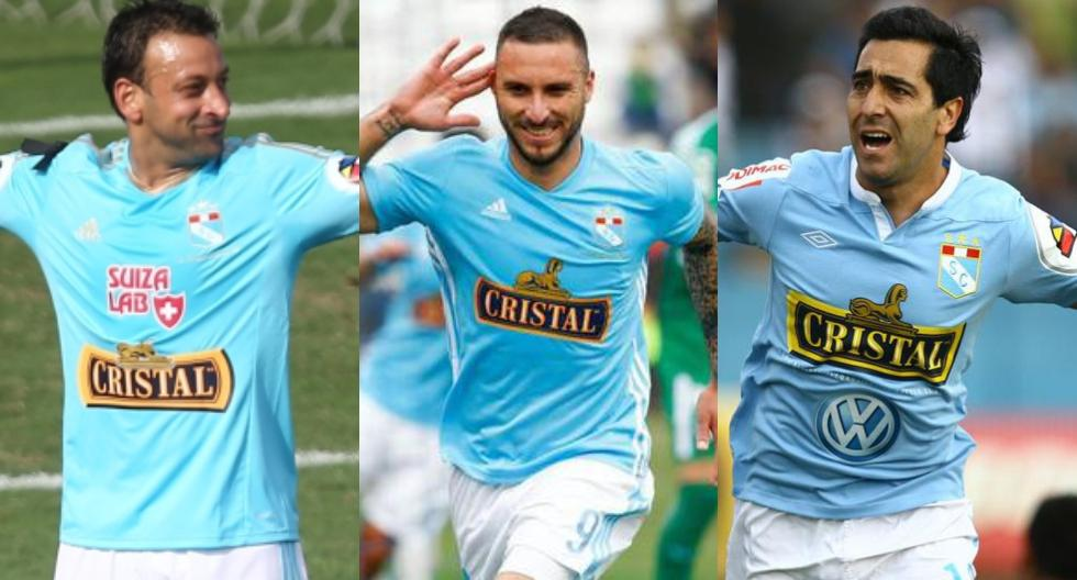 Los delanteros extranjeros que pasaron por Sporting Cristal (Foto: GEC)