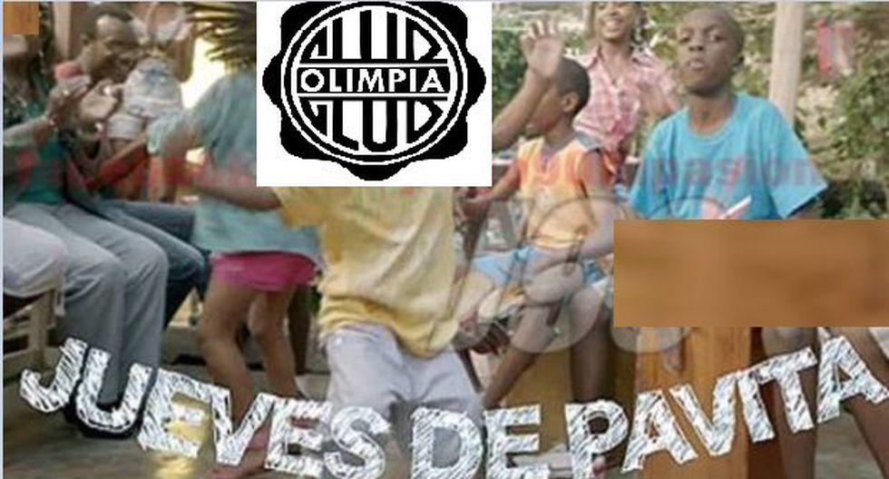 Sporting Cristal no pudo ante Olimpia en la Copa Libertadores. (Foto: Captura)