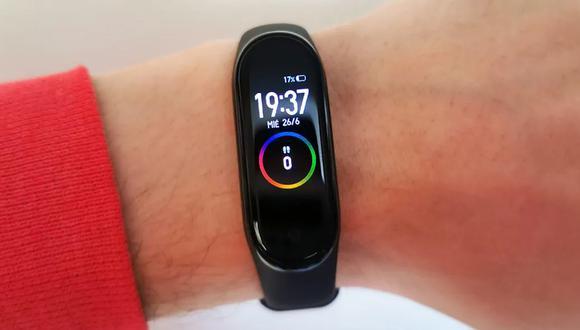 ¿Quieres saber si tu pulsera inteligente es falsa o verdadera? Conoce sus diferencias aquí. (Foto: Xiaomi)