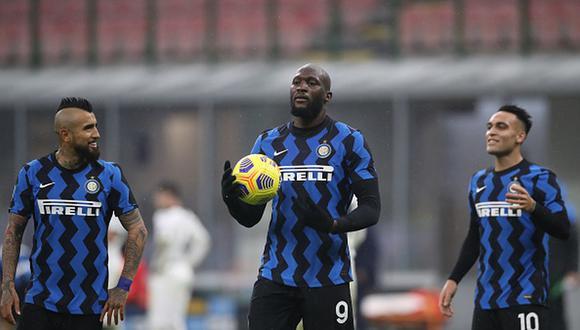 Inter de Milán es el vigente líder de la Serie A italiana 2020-21. (Getty)