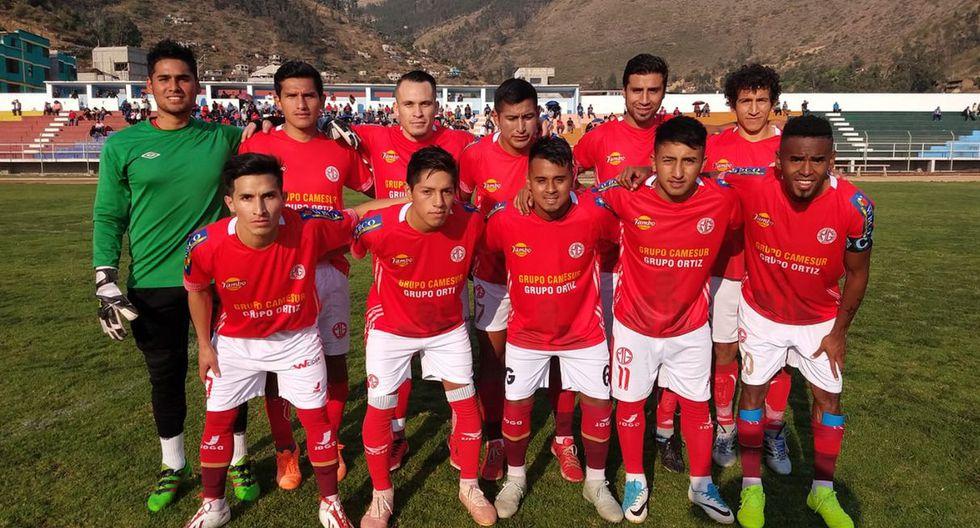 Copa Perú | Club Miguel Grau Deportes - Apurimac (Foto: Facebook)