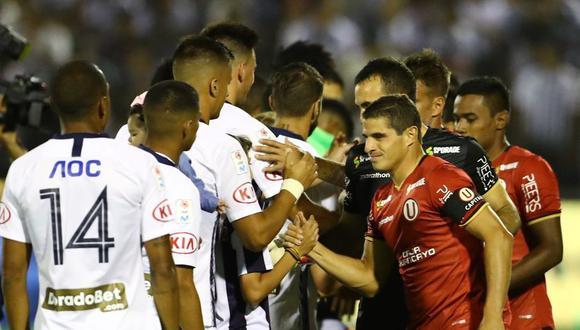 El 'clásico' entre Universitario y Alianza Lima podría jugarse a puertas cerradas. (Foto: GEC)