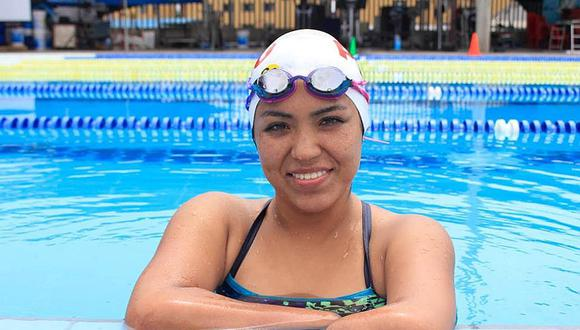 Dunia Felices participará en las categorías de 50 metros mariposa y 200 metros libres en los Juegos Paralímpicos. (Foto: IPD)