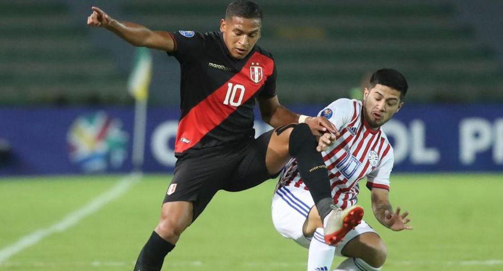 Fernando Pacheco es una de las figuras de Perú en el Preolímpico sudamericano Sub 23 de Colombia. (Foto: Twitter)