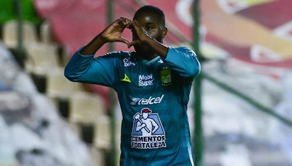 León venció a Chivas y jugará la final del Apertura 2020 . (Twitter)