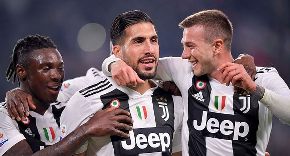 Juventus goleó 4-1 a Udinese por la vigésimo séptima jornada de la Serie A de Italia 2019. (Getty)