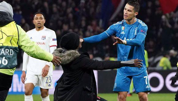 El Lyon se impuso por la mínima diferencia. La vuelta, programada para el 17 de marzo, no se jugó a causa del coronavirus. (Foto: AP)