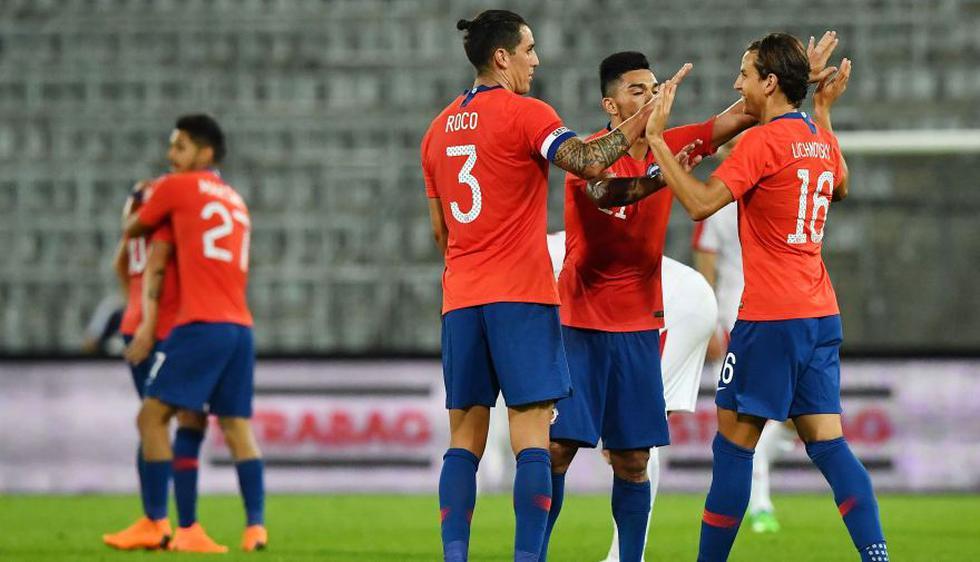 Chile ganó 1-0 a Serbia en amistoso inernacional FIFA (Foto: Agencias).